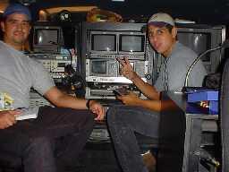 Una unidad m vil de televisi n for Que oficina de empleo me corresponde